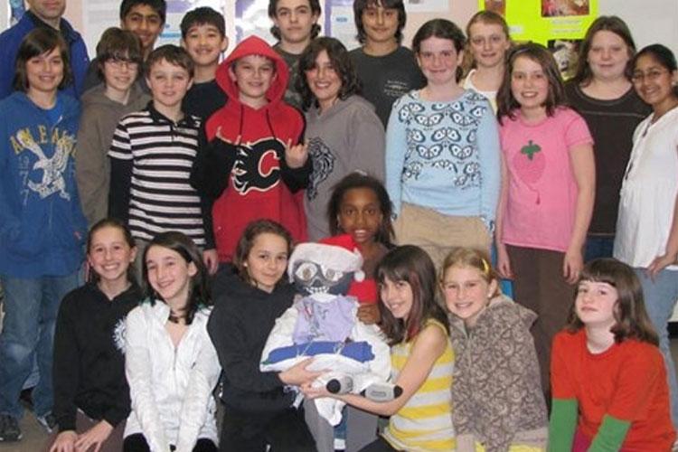 Parkwood Public School - Ottawa-Carleton District School - Who Is NOBODY?