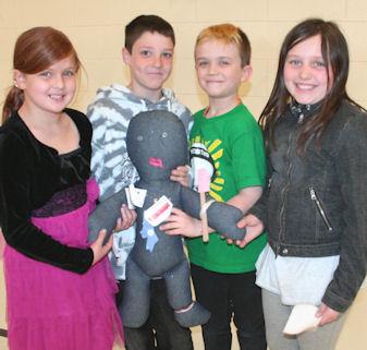 Elgin Market Public School - Bluewater District School Board - Who Is NOBODY?