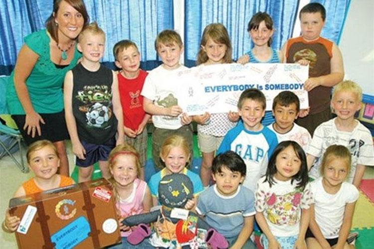Greendale Public School - District School Board of Niagara - Who Is NOBODY?
