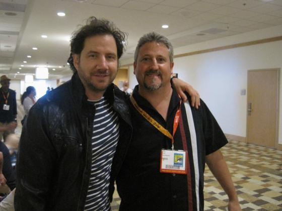 Jaime Kennedy & Rob Harris