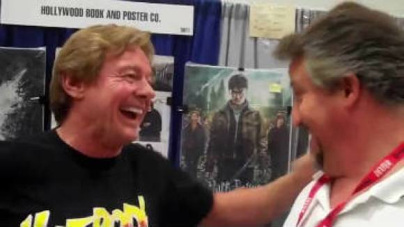 Rowdy Roddy Piper Rob Harris Comic Con