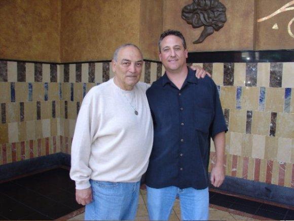 Sonny Vacarro & Rob Harris