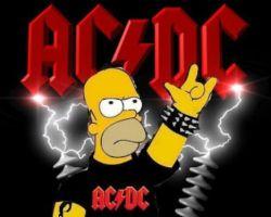 AC DC Thunderstruck