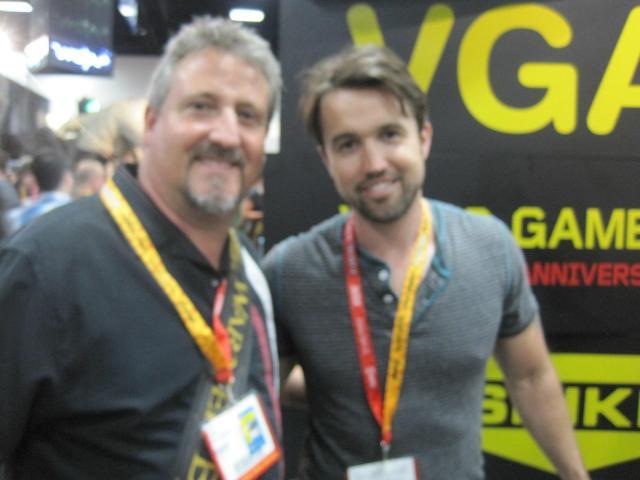 Rob Harris & Rob McElhenney