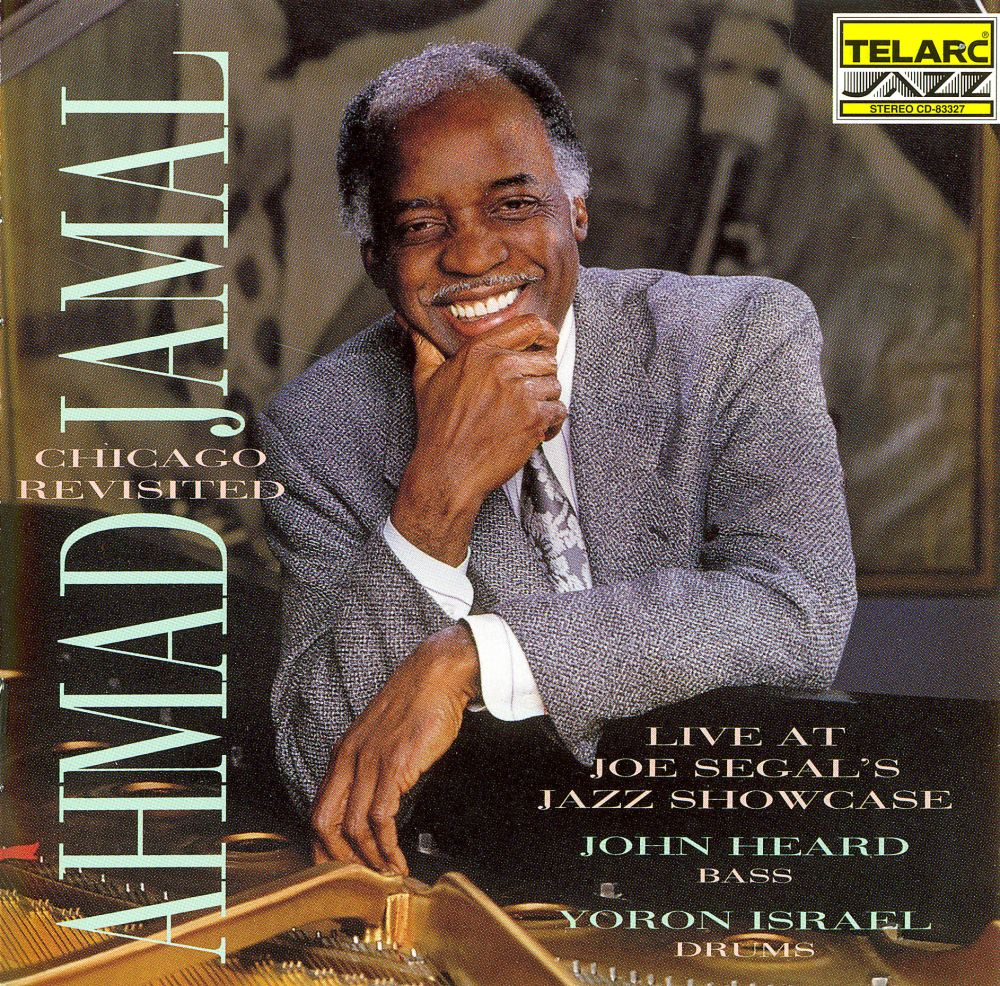 medium resolution of ahmad jamal chicago revisited live at joe segal s jazz showcase 1993