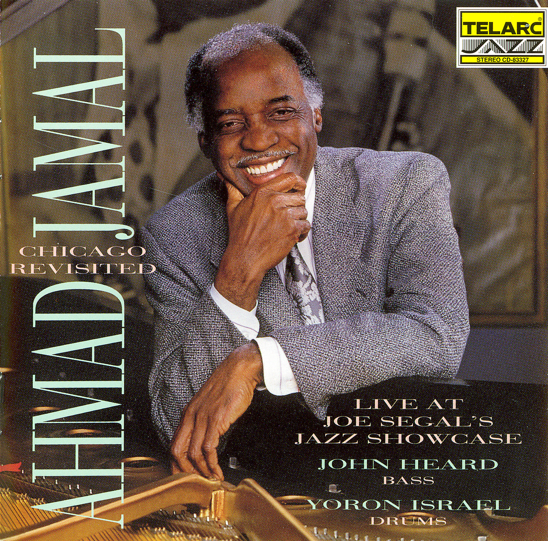 hight resolution of ahmad jamal chicago revisited live at joe segal s jazz showcase 1993