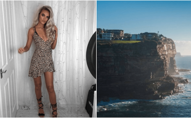 British Model Madalyn Davis 21 Falls To Her Death From