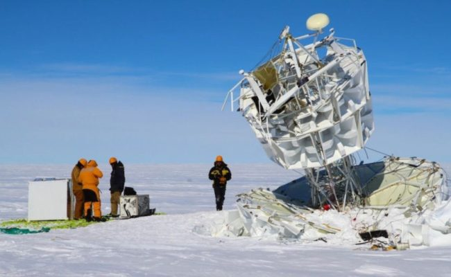 Findings Of Nasa Scientists Experiment Suggests Evidence