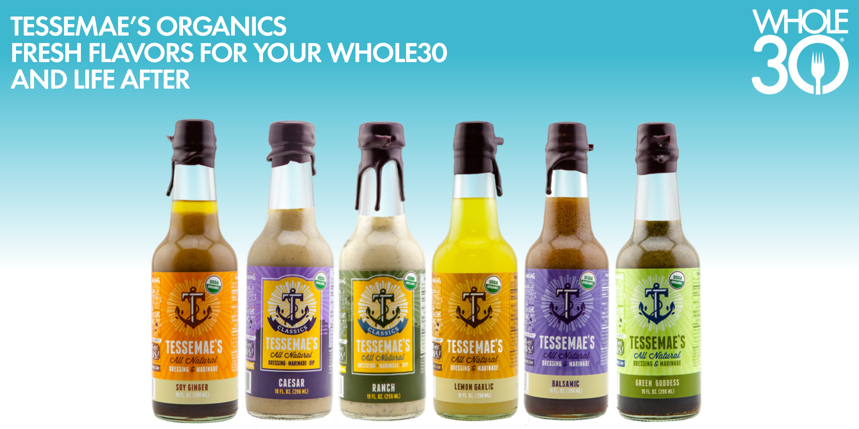 Going Organic A Whole30 Q&a With Tessemae's  The Whole30