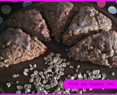 The Best Oatmeal Scones 3