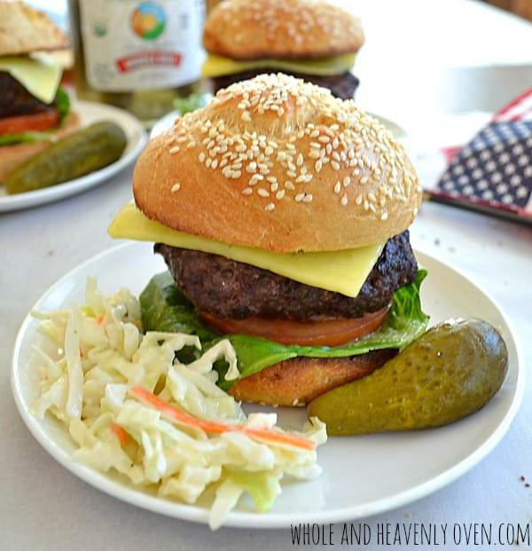 All-American Loaded Hamburgers6