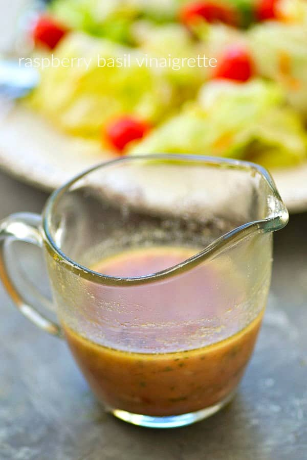 Never eat a boring salad again! It's unbelievably easy to make your own homemade salad vinaigrette plus you get to choose from 5 amazing variations!