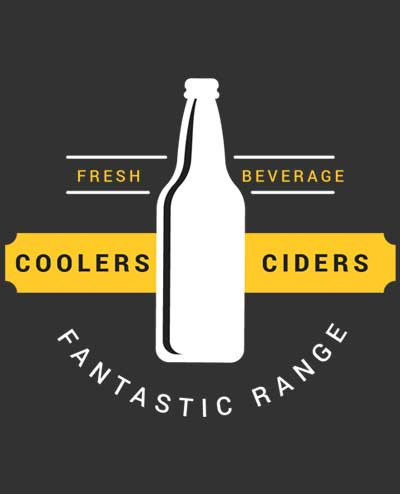 Ciders/Coolers