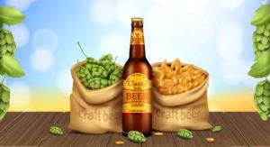 Ingredients of Craft Beer
