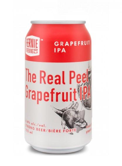 Fernie Brewing Real Peel Grapefruit Ipa