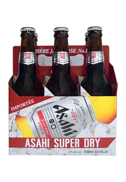 Asahi Super Dry (Bottles)