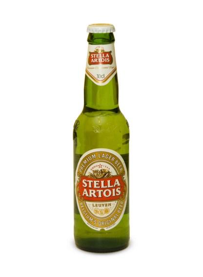 Interbrew Stella Artois (Bottles)