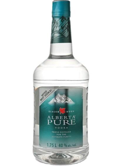 Alberta Pure Vodka Pet