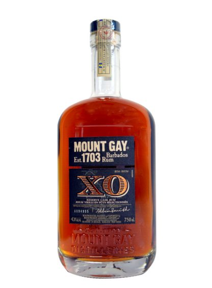 Mount Gay Eclipse Xo Old Rum