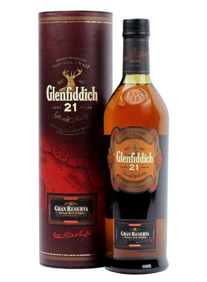 Glenfiddich 21 Yr Havana Reserve