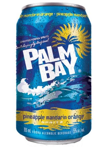 Palm Bay Pineapple Mandarin Orange