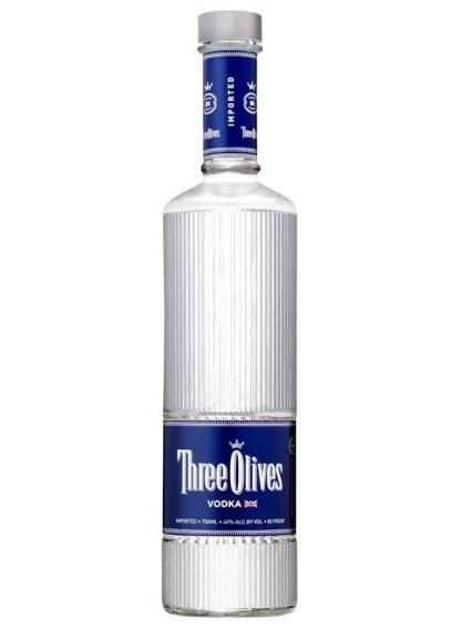 Three Olives Vodka