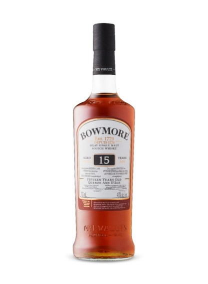 Bowmore 15 Yr Old Darkest