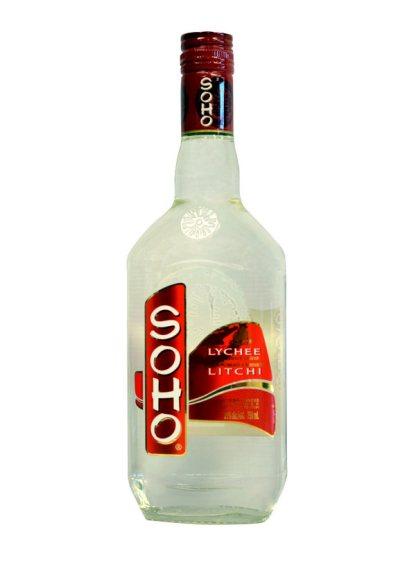 Soho Lychee Flavoured Liqueur