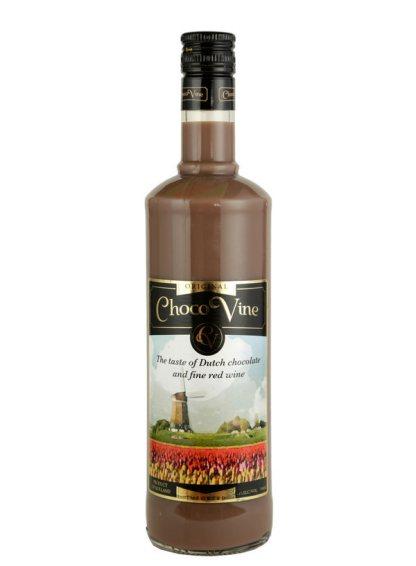 Chocovine-Chocolate And French Wine