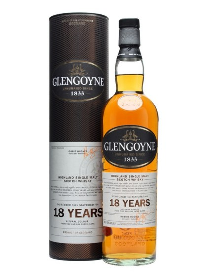 Glengoyne 18Yr Highland Single Malt