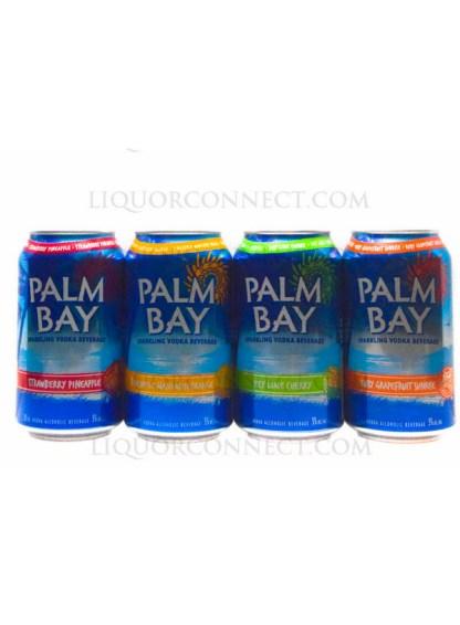 Palm Bay Escape To The Sun 12Pk - 4 Flav