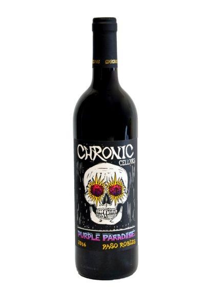Chronic Purple Paradise