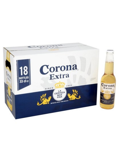 Corona 18 Bottle - In Bond