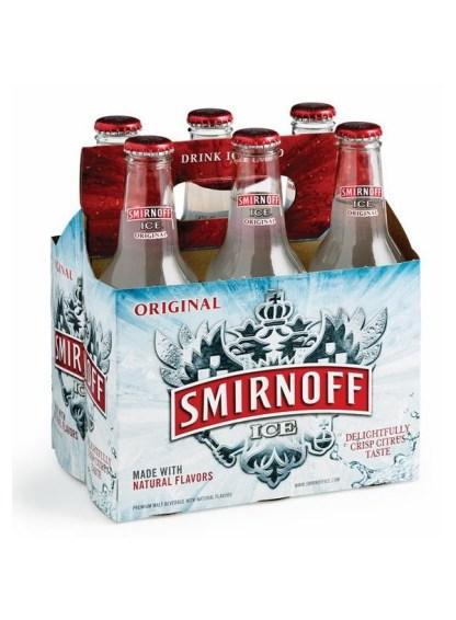 Smirnoff Ice 6Pk Can