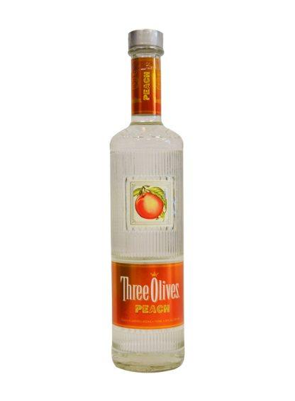 Three Olives Peach Vodka