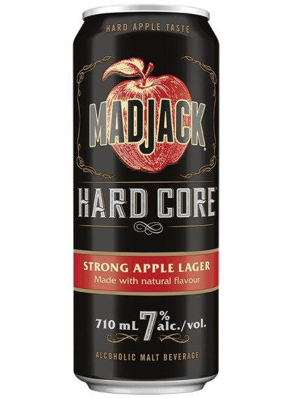 Mad Jack Hard Core Apple 710