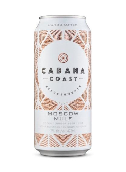 Cabana Coast Moscow Mule