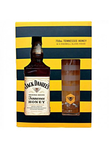 Jd Honey Gift Pack With Flask