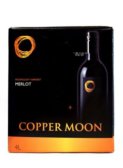 Copper Moon Merlot 4L