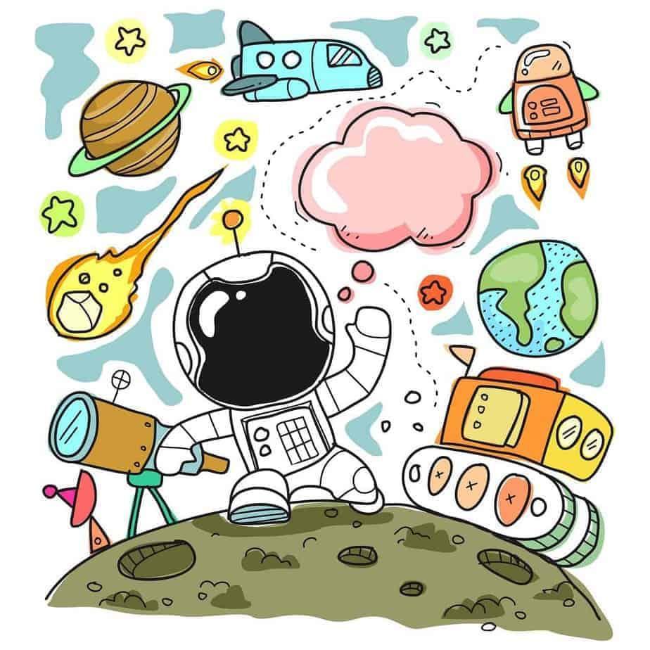 medium resolution of FREE Hands-On Astronauts Unit Study for Homeschool Families