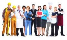 People who work