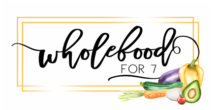 whole food for 7 logo