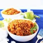 Whole30 Spanish Cauliflower Rice