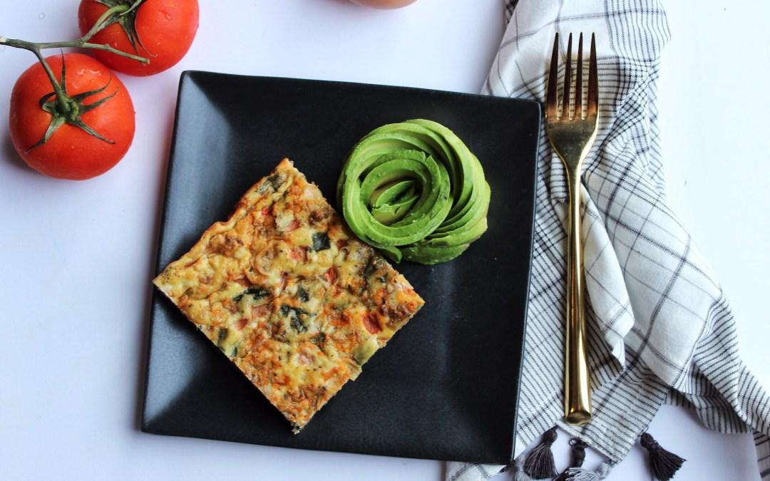 Whole30 Taco Breakfast Casserole