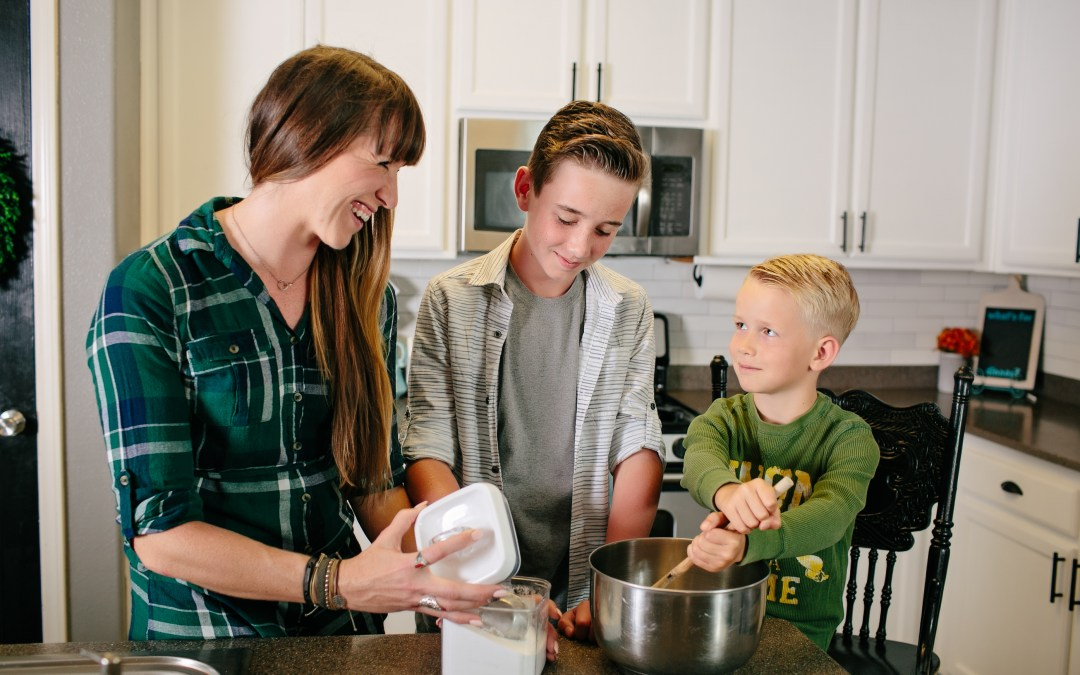Getting Kids in the Kitchen – Tasks They Can Do, by Age