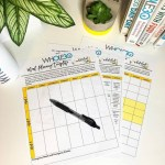 Whole30 Meal Planning Templates & Examples