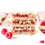 5-Ingredient Raspberry Bars