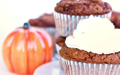 Paleo Pumpkin Muffins/Cupcakes