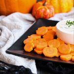 Whole30 Pumpkin Carrots & Ranch