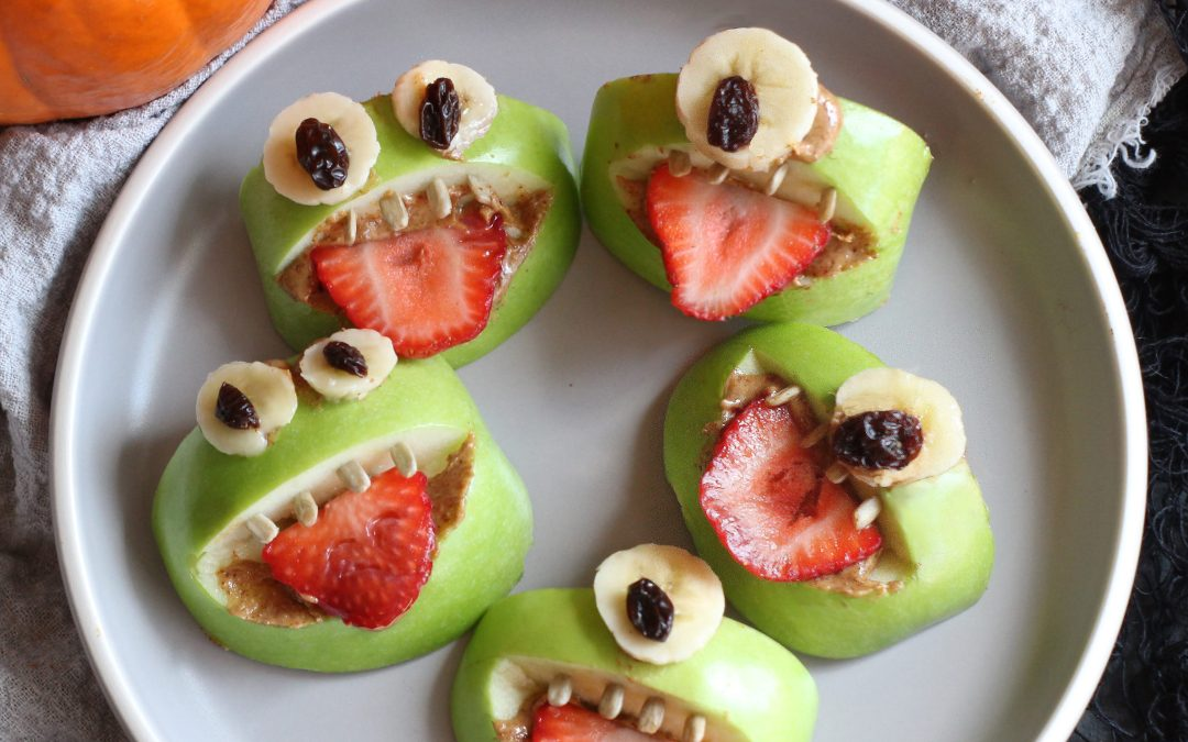 Whole30 Monster Apples